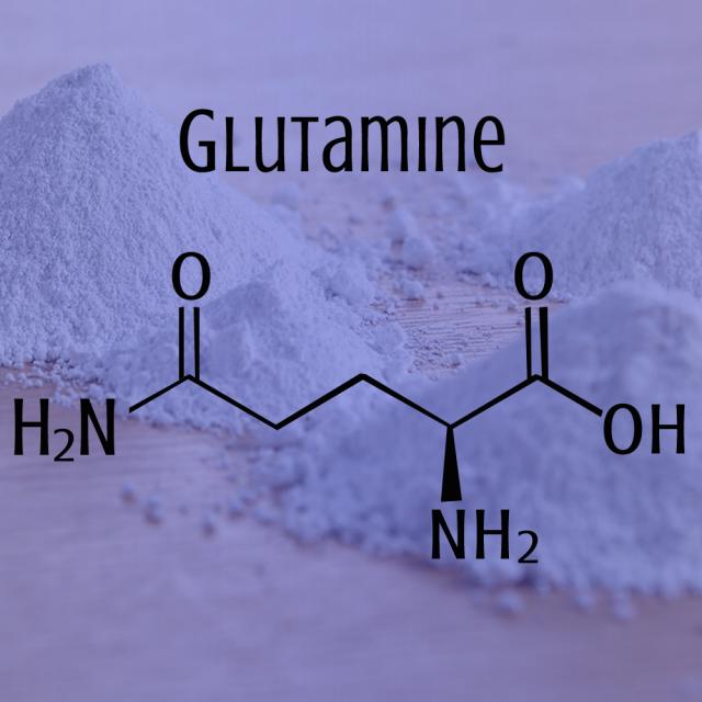 L-Glutamina  para el Sídrome del Intestino Permeable