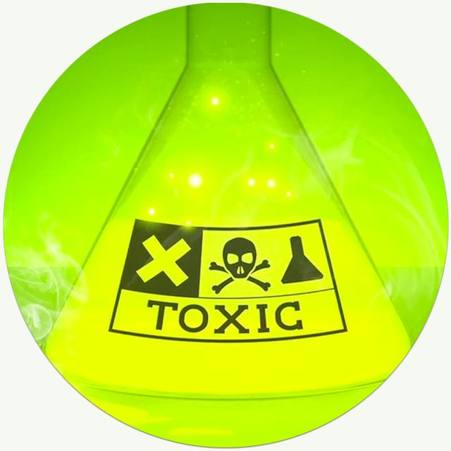 Disminuir la Toxicidad