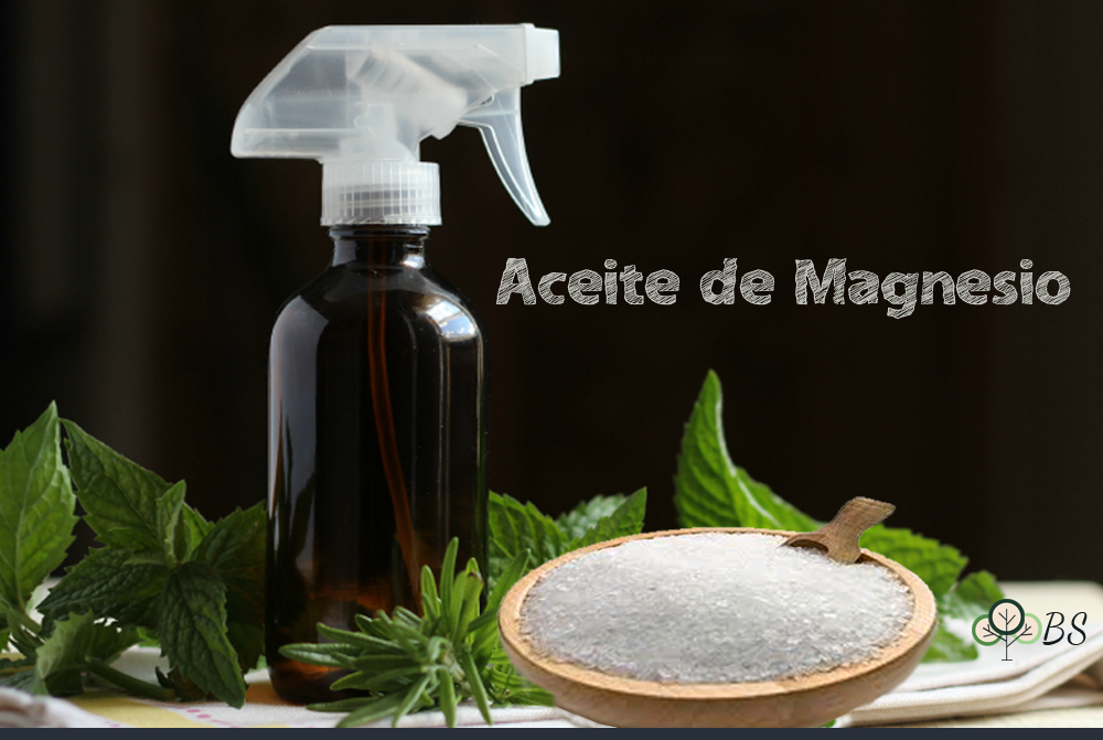 Aceite de Magnesio Como Terapia Alternativa
