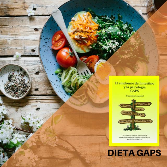 Lista de Alimentos de la Dieta Gaps