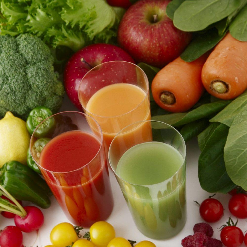 Zumos Naturales para una Salud Perfecta
