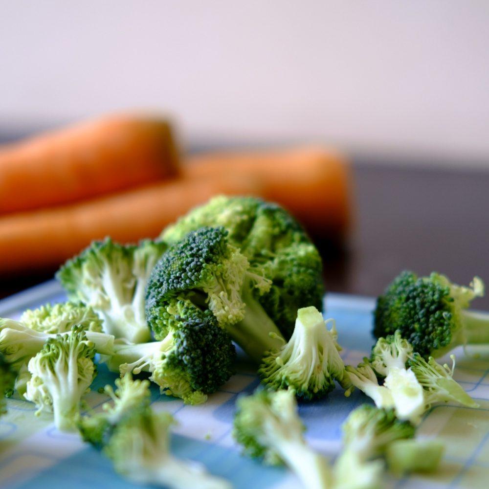 Tortillas de Brócoli con Queso